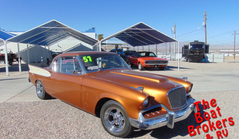 1957 STUDEBAKER GOLDEN HAWK   Price Reduced!