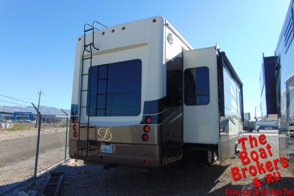 2015 DRV MOBILE SUITES DALLAS 43 5TH WHEEL 45'