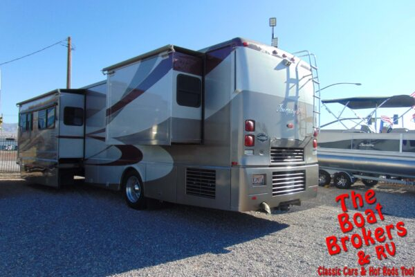 2003 WINNEBAGO JOURNEY DL SERIES M39QD 39' MOTORHOME