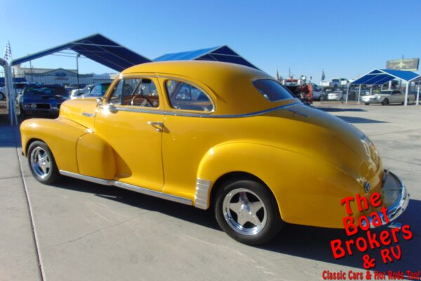 1948 CHEVY 2 DR COUPE