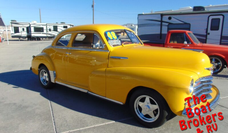 1948 CHEVY 2 DR COUPE  Price Reduced!