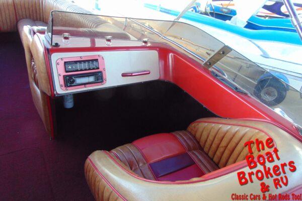 1986 ELIMINATOR MONACO 21' OPEN BOW BOAT
