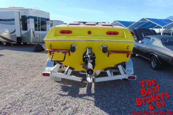 2008 WARLOCK 29' CLOSED BOW BOAT