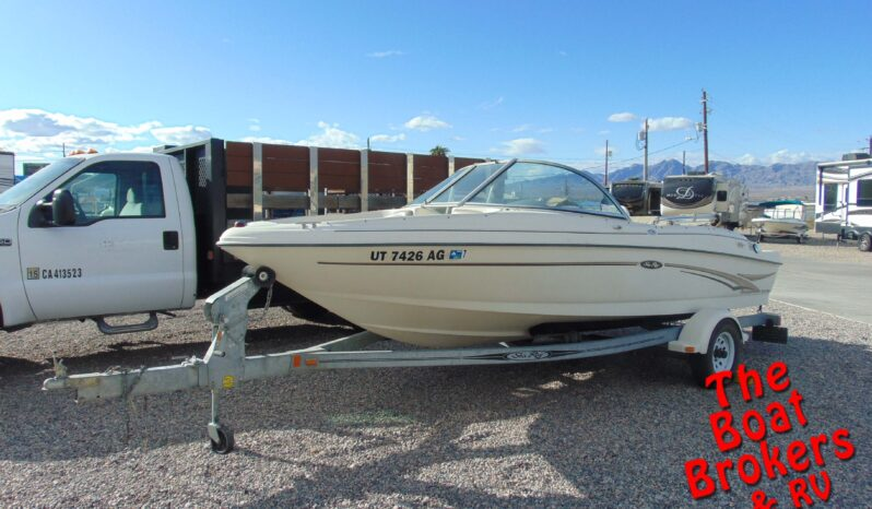 2002 SEA RAY 176 OPEN BOW BOAT