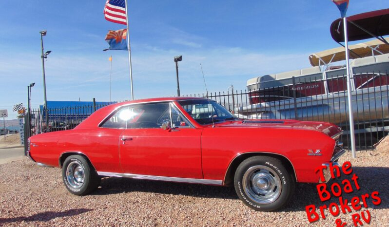 1967 CHEVY CHEVELLE SS  Price Reduced!
