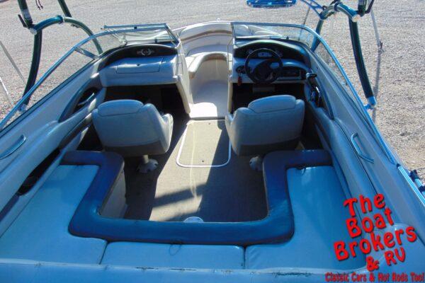 2001 LARSON 212 LX1 OPEN BOW BOAT