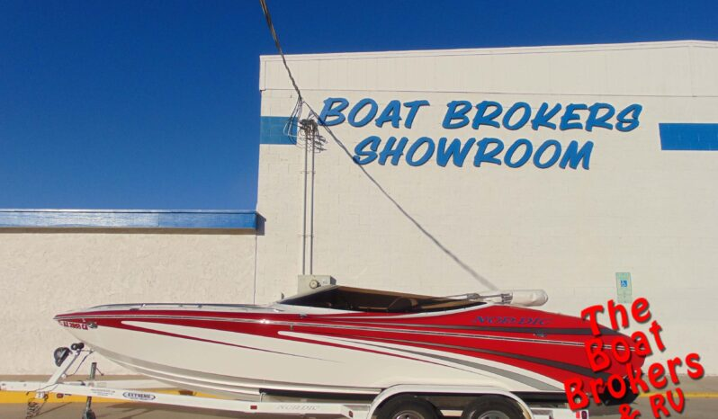2012 NORDIC EVOLUTION OPEN BOW BOAT