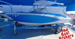 2014 GLASTRON GT 187 BR OPEN BOW BOAT
