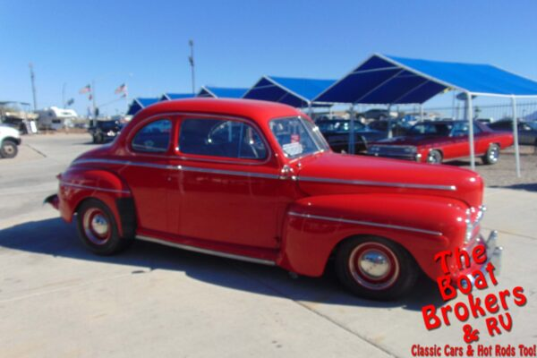 1947 FORD 2 DOOR COUPE