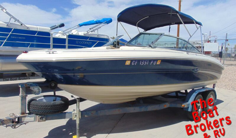 2001 SEA RAY 190 BOW RIDER OPEN BOW BOAT
