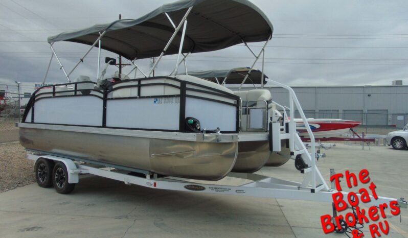 2018 JC NEPTOON TRITOON BOAT