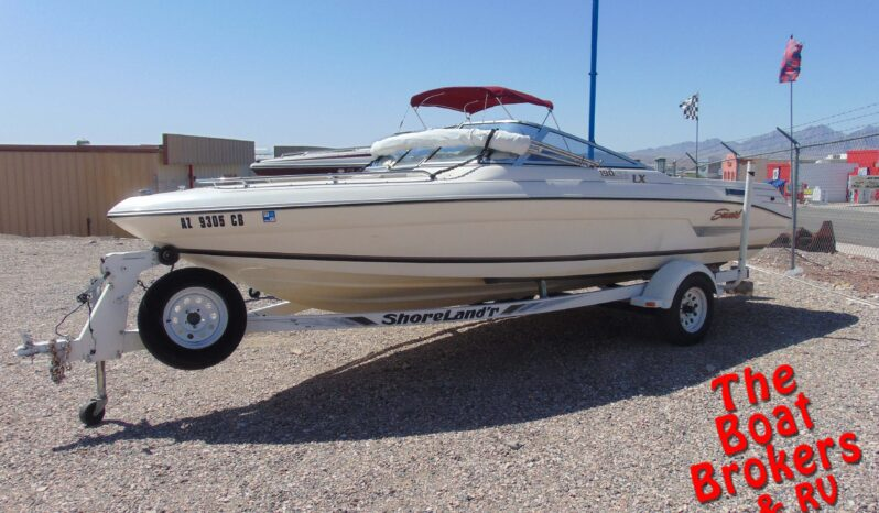 1994 SEA SWIRL 194 SE LX OPEN BOW BOAT