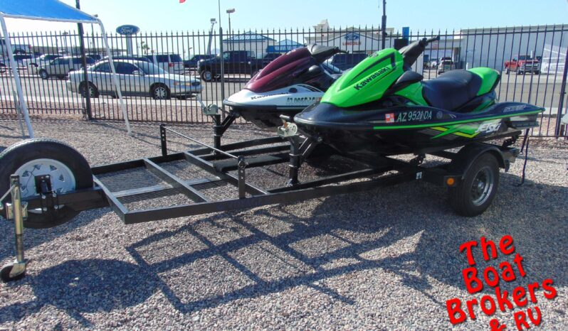 2019 and 2011 KAWASAKI JETSKIS PERSONAL WATERCRAFT