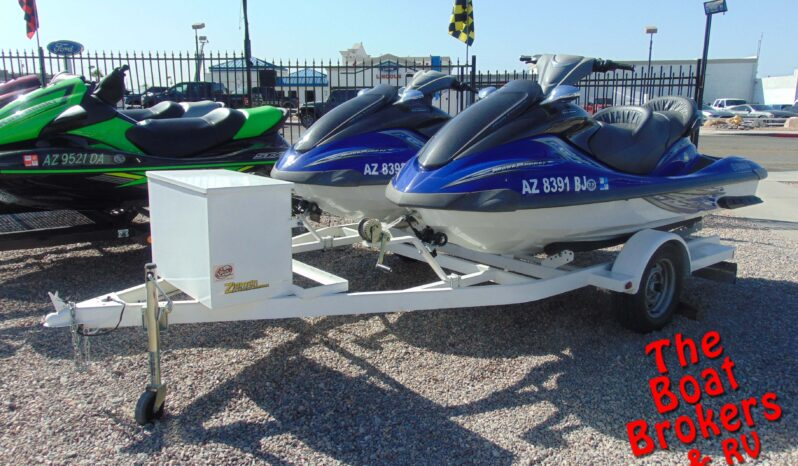 2005 YAMAHA WAVE RUNNERS PERSONAL WATERCRAFT