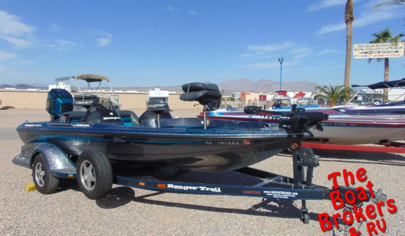 1997 RANGER 462 VS FISHING BOAT