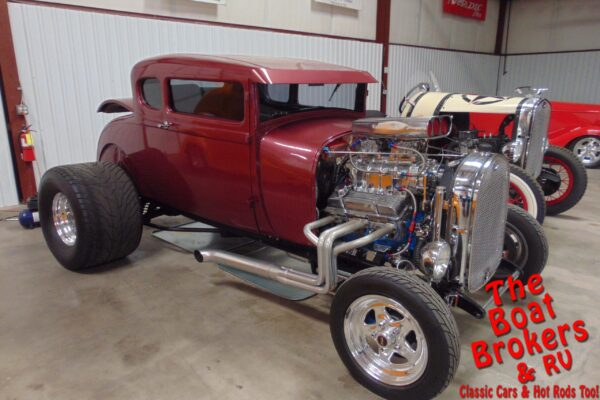 1929 FORD CUSTOM COUPE