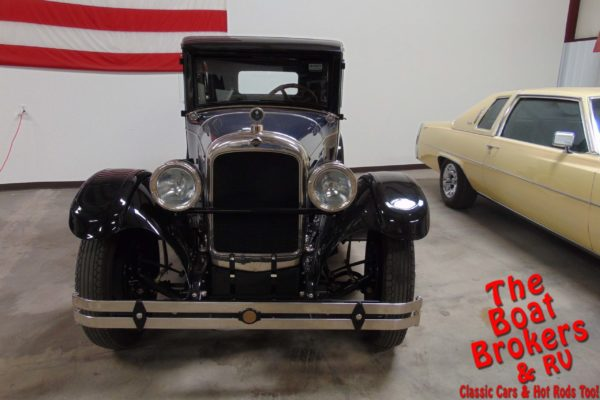 1928 NASH 340 SPECIAL SIX