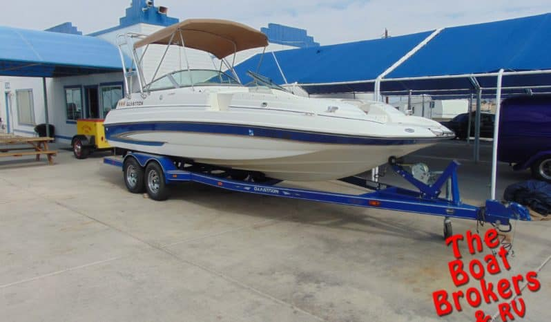 2005 GLASTRON DX 235 OPEN BOW BOAT