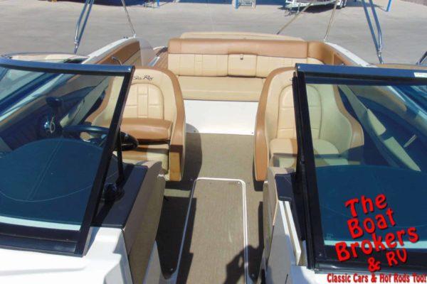 2015 SEA RAY 230 SLX OPEN BOW BOAT