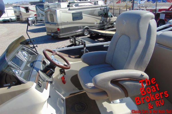 2013 PREMIER GRAND ISLE SL 260 TRIPLE TOON BOAT