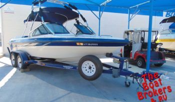 2004 BLUEWATER MIRAGE 20′ OPEN BOW